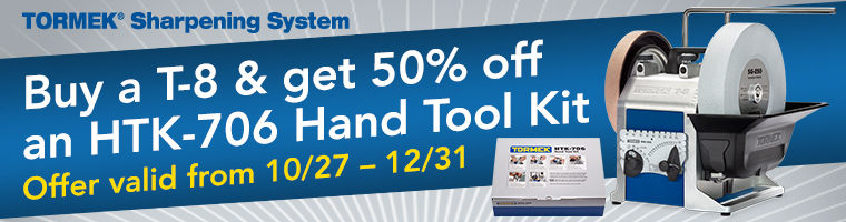 Save 50% on Hand Tool Kit with T8 Purchase