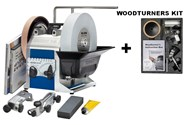 Tormek T8 Woodturner Bundle