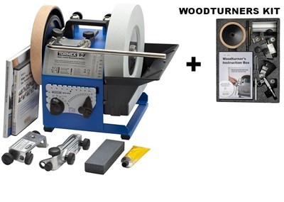 Tormek T7 Woodturner Bundle
