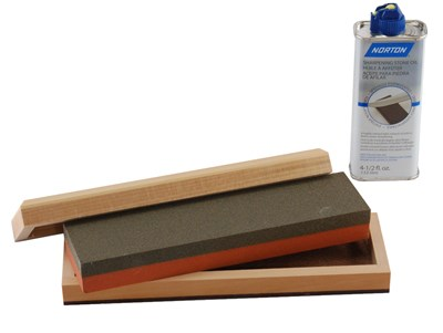 Traditional Oil Stone Kit