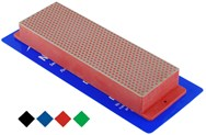 "DMT 8"" Diamond Whetstone with Non-Skid Mat"