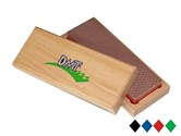 "DMT 6"" Diamond Whetstone with Wood Case"
