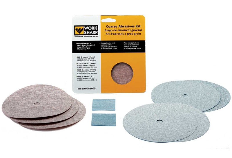 Coarse Abrasive Kit
