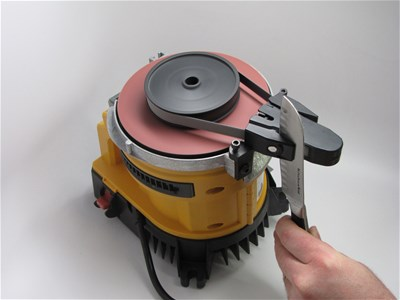 WS2000 Knife Sharpening Attachment