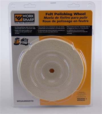 Work Sharp Felt Polishing Wheel