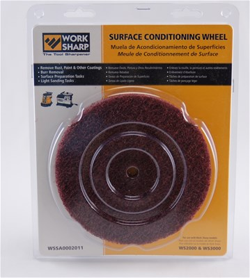 Work Sharp Surface Conditioning Wheel