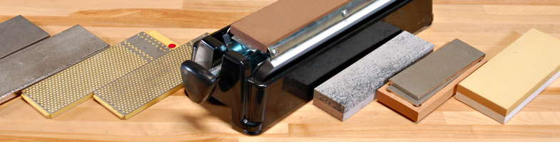 Recommending Sharpening Stones for the Beginner