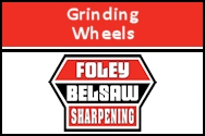 Foley-Belsaw Sharpening Grinding Wheels