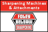 Sharpening Machines and Attachments