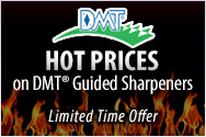 DMT Guided Sharpener Sale