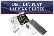 DMT Dia-Flat Lapping Plates