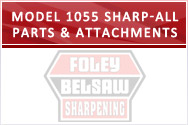 Foley Belsaw Model1055 Sharp-All Parts & Attachments