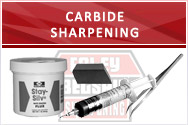 Carbide Tips and Retipping Supplies