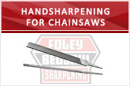 Handsharpening for Chainsaws