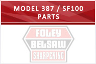 Foley-Belsaw Model 387 / SF1000 Parts