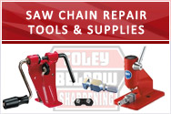 Saw Chain Repair Tools and Supplies