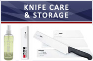 Knife Care & Storage
