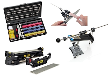 Guided Sharpeners