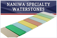 Naniwa Specialty Waterstones (New Super Stones)