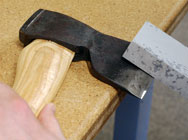 Axe Sharpening