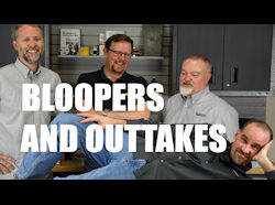 Sharpening Bloopers and Outtakes with Tormek - Video