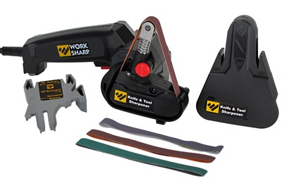 Work Sharp Knife Sharpener Field Kit