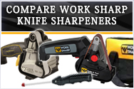 Work Sharp Knife Sharpener Comparison