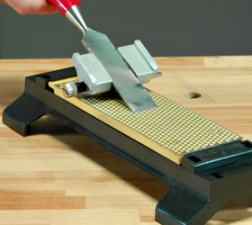 Guided Knife Sharpening Systems