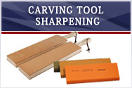 Carving Tool Sharpening
