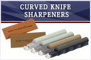 Curved Knife Sharpeners