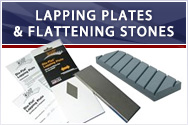 Waterstone Flattening Stones and Lapping Plates