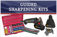 Guided Knife Sharpening