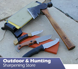 Outdoor/Hunting Sharpening