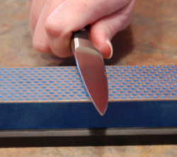 Step By Knife Sharpening
