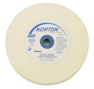 Norton White Grinding Wheel