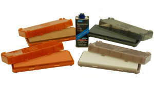 Norton Complete Oil Stone Kit