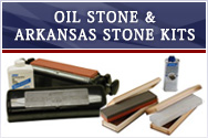 Oil Stone and Arkansas Stone Kits