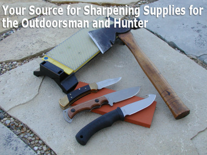Hunting and Outdoor-related Sharpening