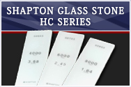 Shapton GlassStone HC Series
