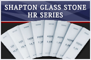 Shapton GlassStone - HR Series