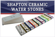 Shapton Ceramic Water Stones