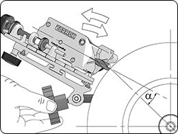 Tormek Drill Bit Sharpening Attachment