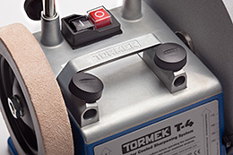 Tormek T-4 detail handle
