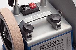 Tormek T-4 detail handle