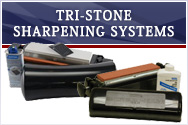 Tri-Stone Sharpening Systems
