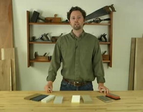 Selecting the Right  Sharpening Stone Video