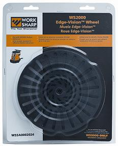 Edge Vision Slotted Wheel for WS2000