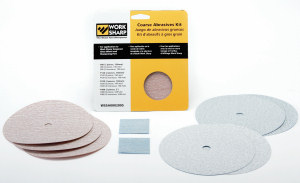 Coarse Abrasive Kit for WS3000