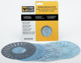WS3000 Slotted Abrasive Kit